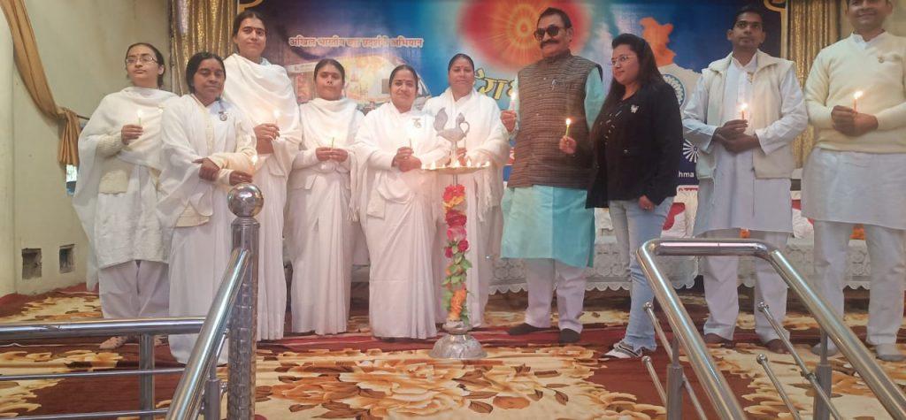 Gwalior - राष्ट्रीय दिव्यांग दिवस पर कार्यक्रम World Disability Day Program
